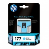 Картридж HP 177 Light Cyan