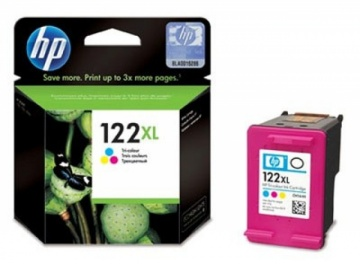 Картридж HP 122XL Color